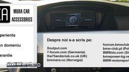 Reparatii navigatii BMW iDrive CCC