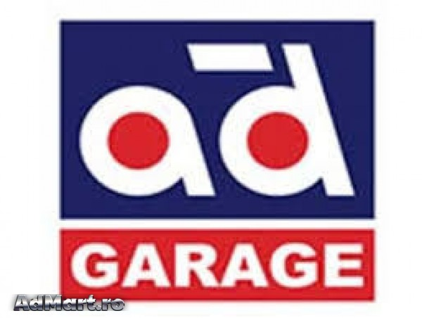 Ad Garage - Red Service Str Zaharia Stancu 13-15
