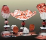 Decorative-Red-Chihuly-Vase-Set-300x200