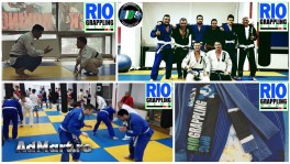 Rio Grappling Club Romania, arte martiale