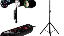 Set lumini disco Ibiza Light DJLIGHT100