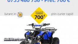 ATV Comando TORONTO 125cc Import Germania