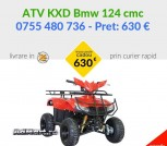 ATV Comando BMW 125cc Import Germania