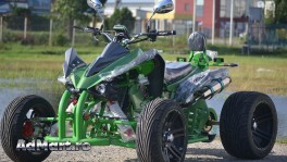 ATV Speedbird Transformer TS14, Import Germania