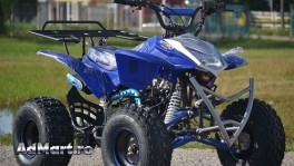 ATV KXD 125cc Quad KXD-004 anvelope 7 Import Geman