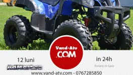 ATV KXD MEGAGrizzly 125cc Import Germania