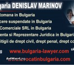 Avocat in Bulgaria