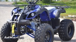 ATV KXD R8 TORONTO 125cc,  Import Germania