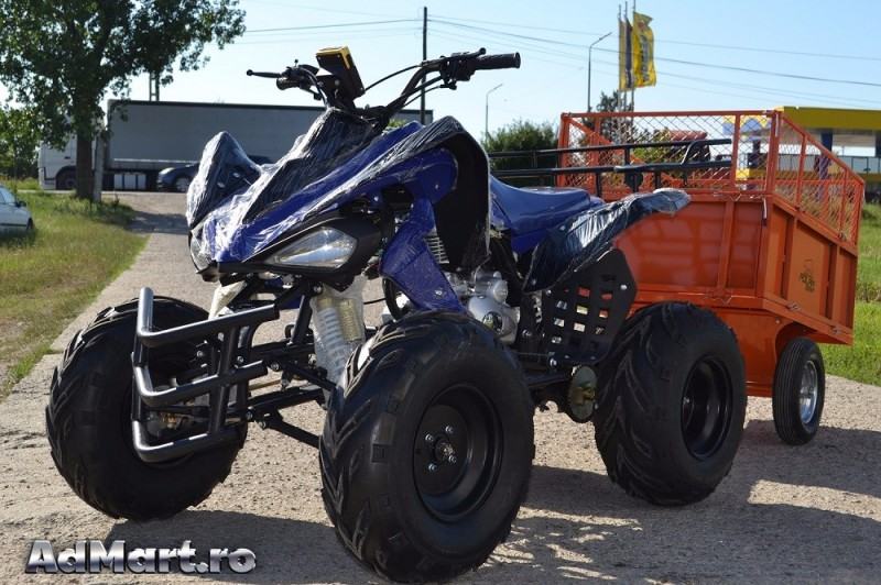 ATV Hercules 250cc Mega Speedy, Import Germania