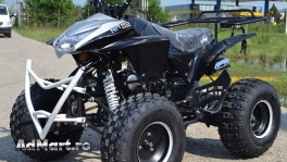 Atv Galaxy Alien Quad R8 125cc Black, Import Germa