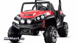 Electric ATV Golf Cart 4x 45W 2x12V 2 locuri