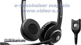 Casti Call Center SENNHEISER  - dealer autorizat