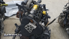Motor Renault 1.9l DCI 109cp an 2003