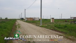 Oferta Teren intravilan Berceni, LOT 320mp utili c