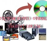 Casete Video pe DVD