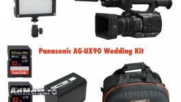 Panasonic AG-UX90 si Sony HXR-NX200. Camere video