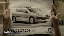 reconditionari Punti  spate PEUGEOT 206, 206 plus,