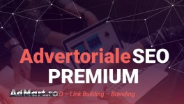 Advertoriale SEO - Campanii Link Building - peste
