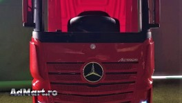 Camion electrica Mercedes Actros Red Nou