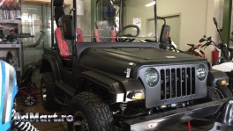 JEEP WRANGLOR 200 cc AUTOMATIK NITRO GERMANY