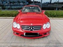 Mercedes-Benz SL 55 AMG Roadster Panorama